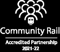 Community Rail Partnership accreditation logo